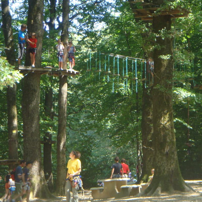 Parcours Aventure de la Bresse