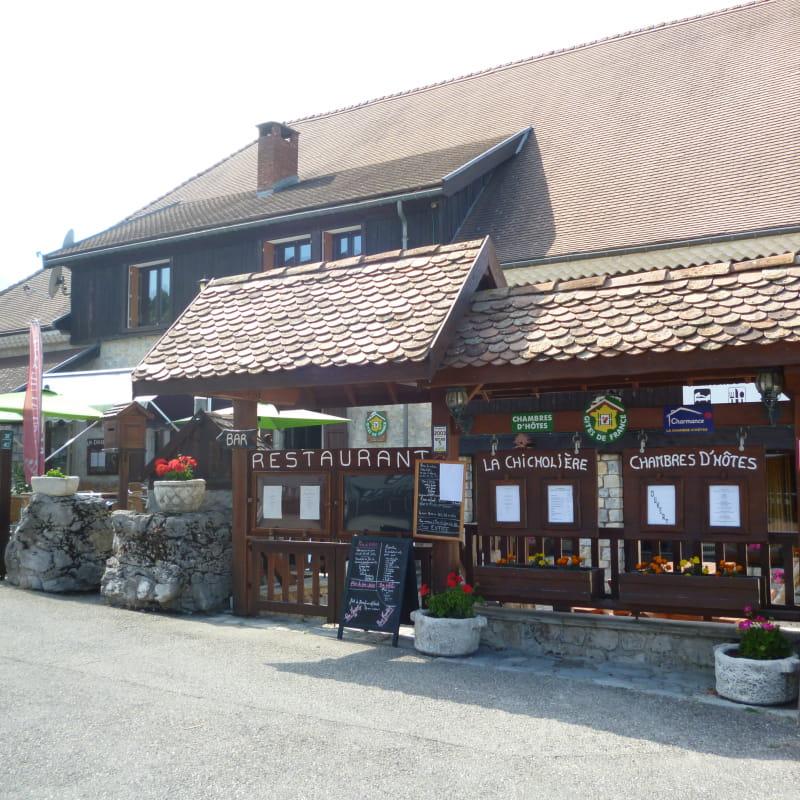 Restaurant la Chicholière