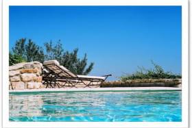 Grange du Kaolin - piscine