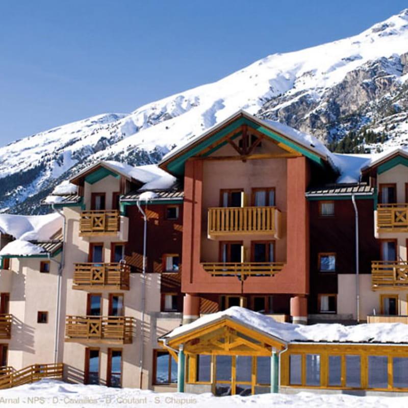 Le village-club Miléade à Val Cenis-Lanslevillard