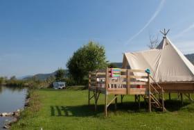 Le Tipi du camping