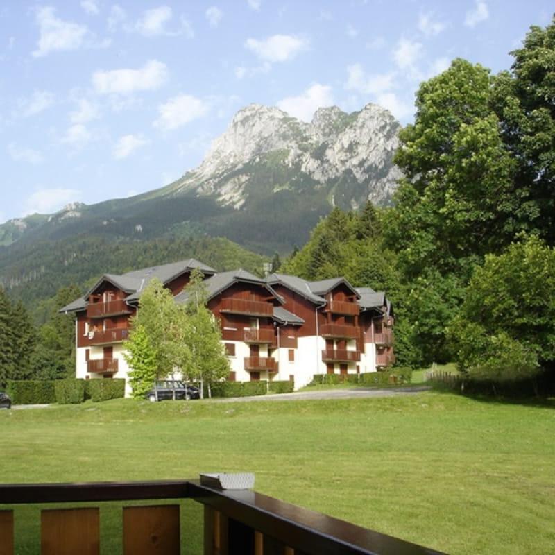 Appartement dans résidence - 23m² - 1 chambre - Chiocchia Claude