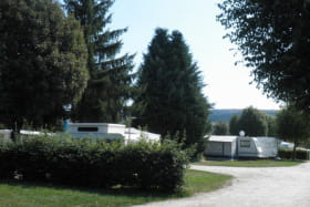 Camping municipal La Croix de Garry