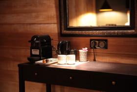 Cour Dorée - Thé et café