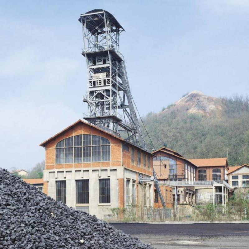 Puits Couriot / Parc-Musée de la mine