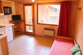 Chalet La Poudreuse - Appartement 4 pers.