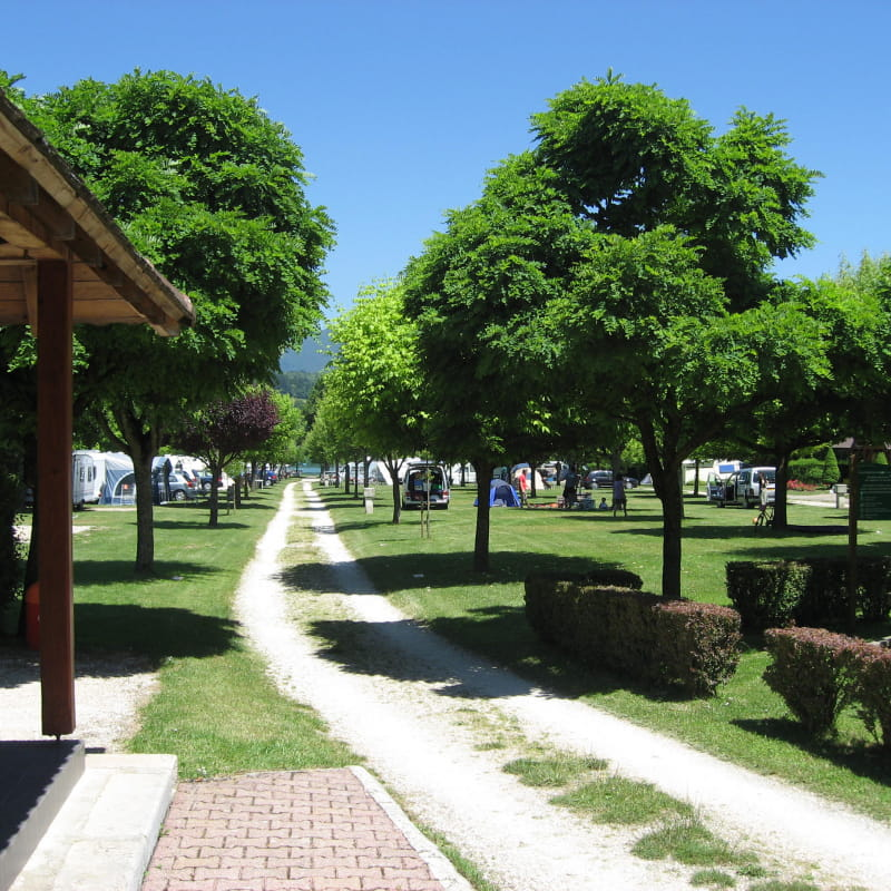 Camping Le Curtelet