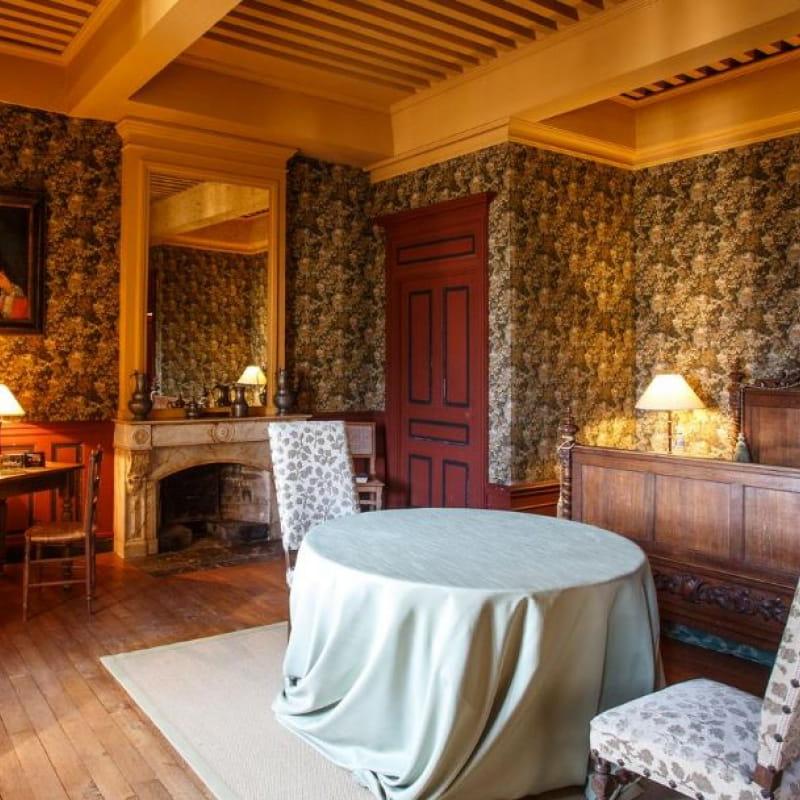 Chambres d'hôtes au château de Pramenoux