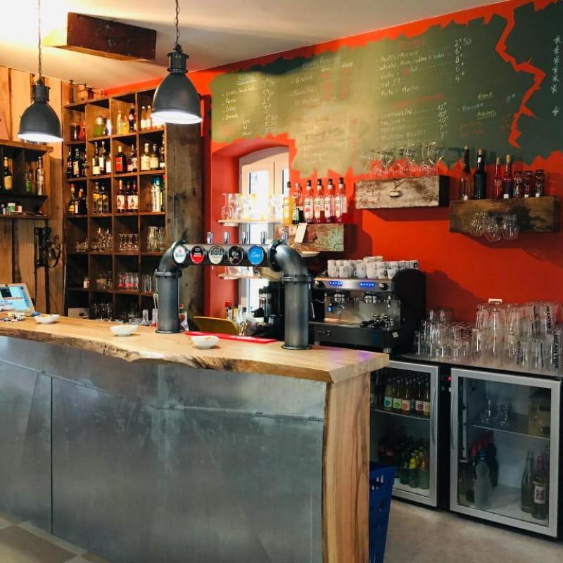 Café-restaurant le Déjà Vu
