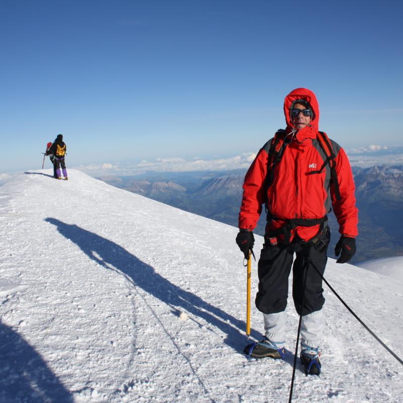 Stage Mont-Blanc