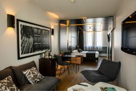 Chambre 4 de Hôtel ICI&LA