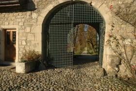Gîte au Château de Pelly