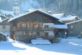chalet Viallet Bouyou hiver