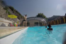 Pont de Labeaume - Piscine du centre de loisirs 2