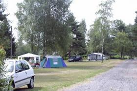 Les Chalets du camping de Béringer