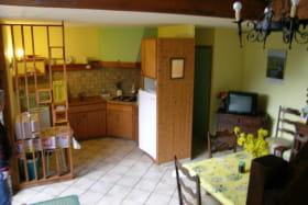 Gite de Viermeux à CUSSET proche de vichy en AUVERGNE, cuisine