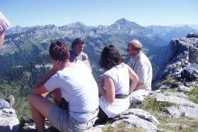 Tour du Lac d'Annecy par les Sommets