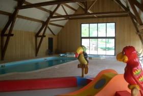 camping vercors -piscine