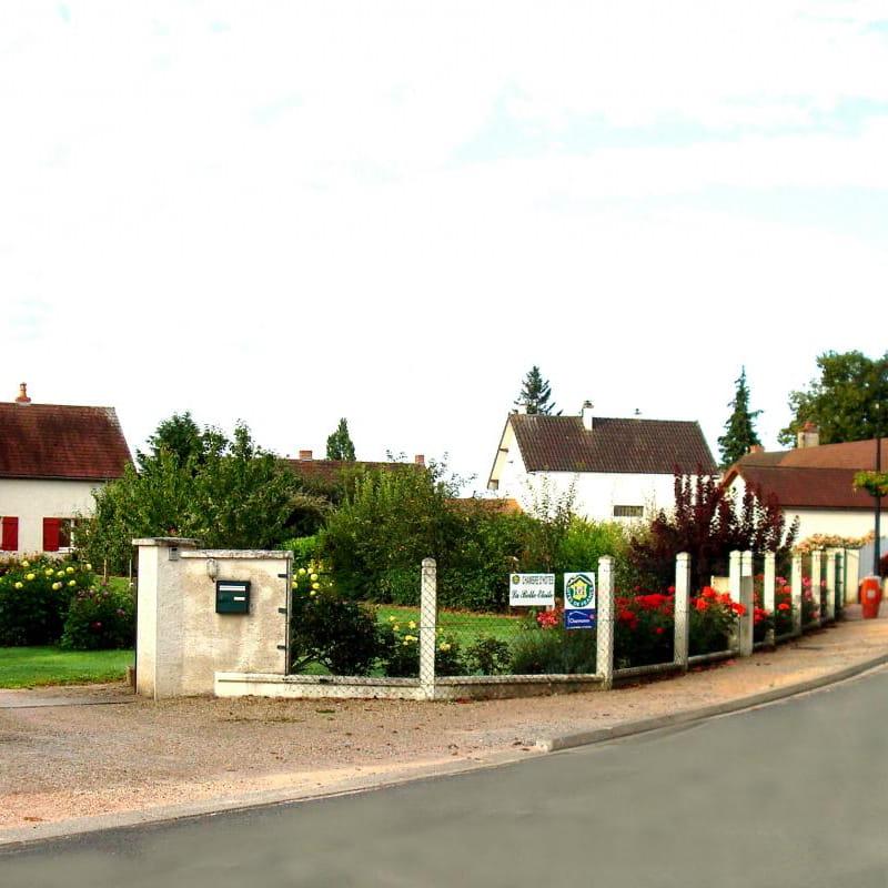 Localisation dans le village
