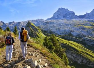 Walks and hikes - Bureau des Guides