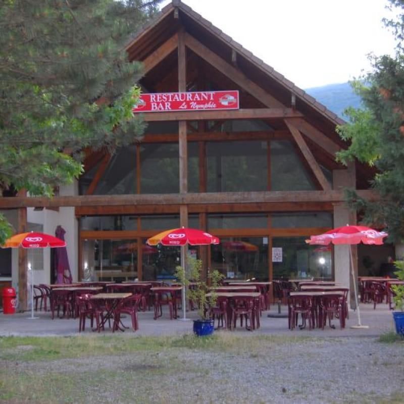 Restaurant Le Nymphée