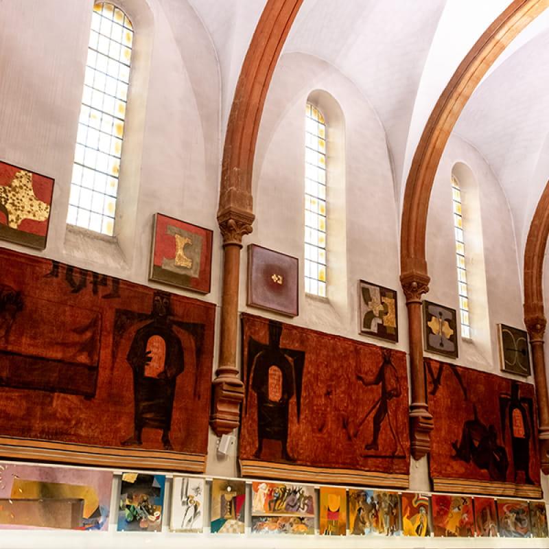 Musée Arcabas en Chartreuse