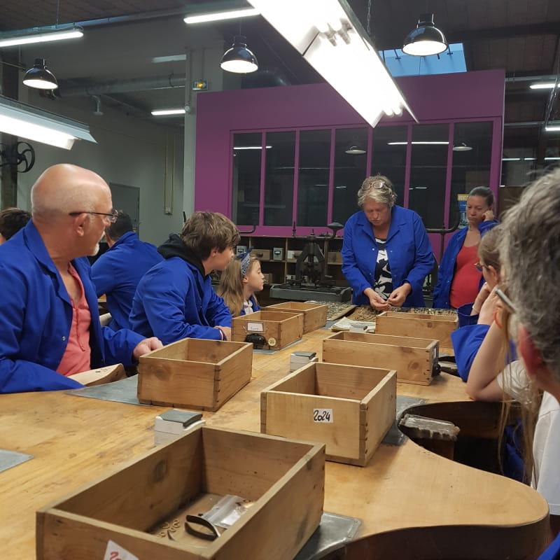 Visite animée Atelier du bijou
