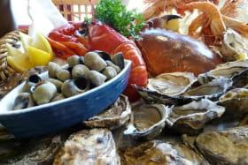 Plateau de fruits de mer - L'Alsacienne