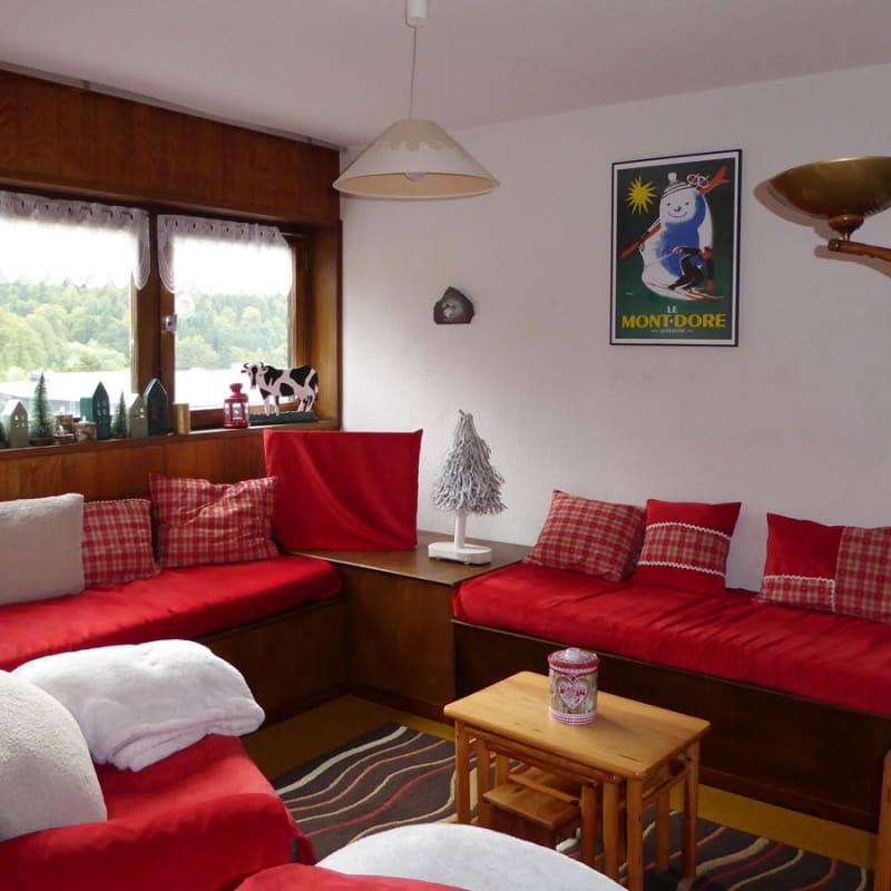 Appartement de la Marmotte
