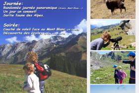 Randonnées montagnes avec Maxime