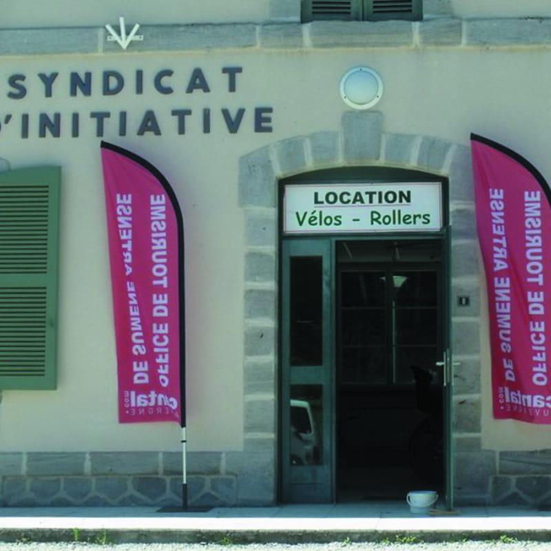 Office de Tourisme de Sumène Artense bureau d'Ydes