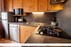 Très bel appartement pour 8 personnes à Bonneval sur Arc, dans le Chalet le Neve