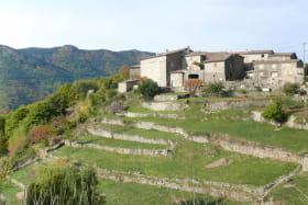 Le hameau du Monteil