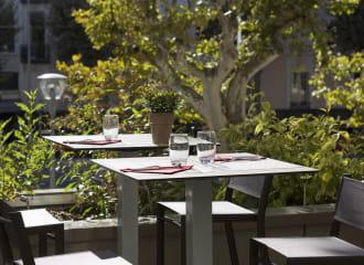 Terrasse - Restaurant - Océania