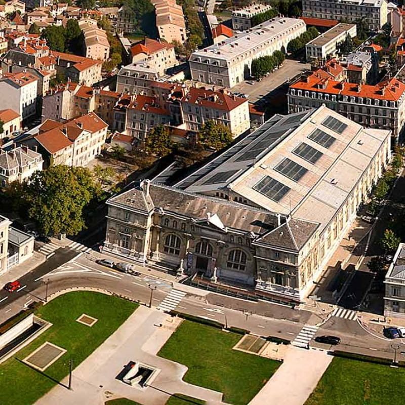 La Plateforme-Musée Bibliothèque