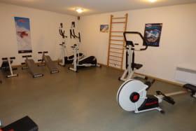 salle de sport dans la résidence