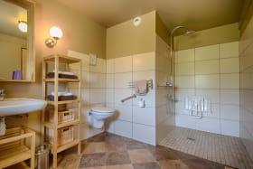 Salle de bain accès Handicap RDC Rochette