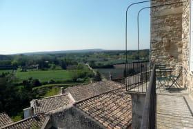 La Maison des Chanoines - balcon