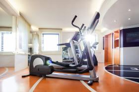 Novotel Lyon Gerland - Musée des Confluences - Salle de Fitness