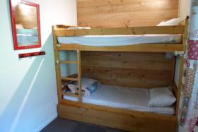 Tralenta Dispersé - Appartement 3 pièces cabine 6 personnes - HETR48