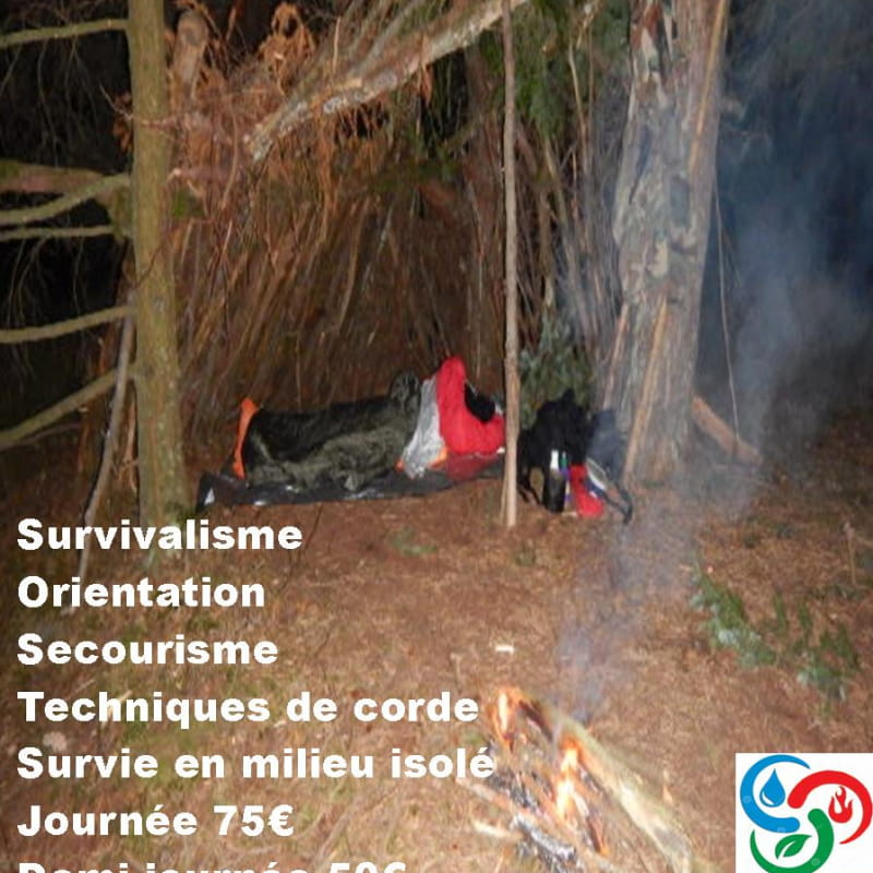 Stage de survivalisme