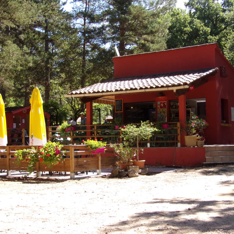 Camping Parc St Sauvayre