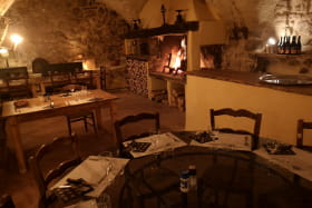 Moulin de Cost - Restaurant