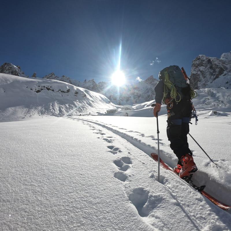 Raids à ski