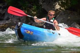 Canoé-Kayak avec Cap07Canoë