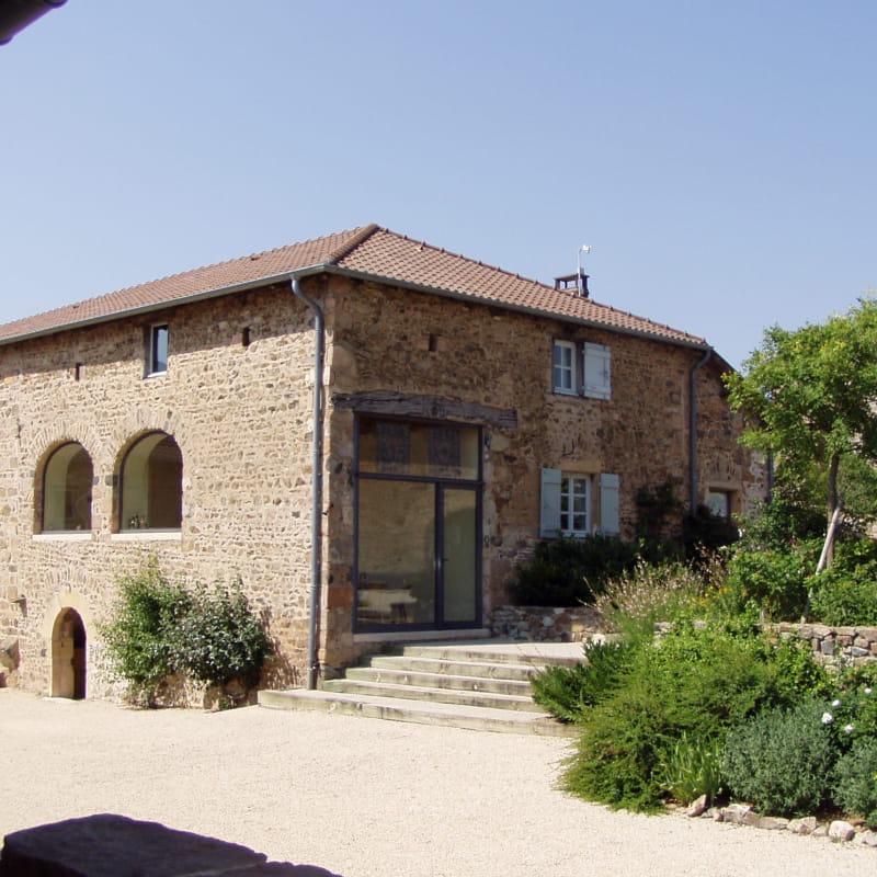 La Chapelle de Vâtre à Jullié