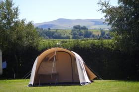 Camping de Jollère Perpezat vue