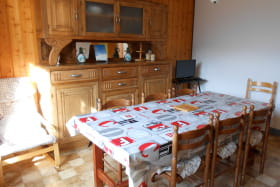 Le Perce-Neige - appartement 6 pers.