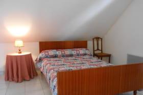 Espace avec lit de 120