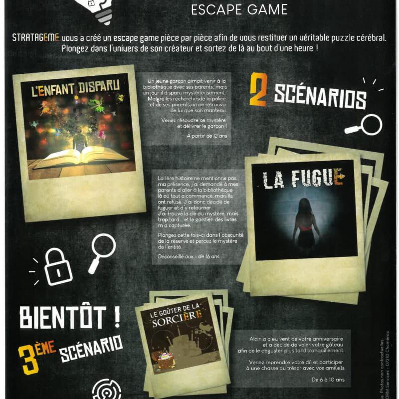 Escape Game à Privas